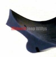 Windshield to Cowl Seal for Dodge M37 Military Truck, 7005424