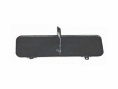 Windshield Ventilation Cover Kit, With Handle and Spring, 1949-1953 CJ3A