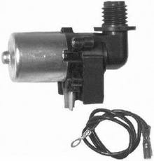 Windshield Washer Pump, 87-89 Jeep Wrangler by Omix-ADA