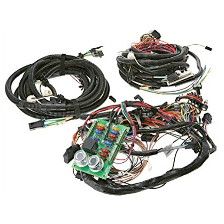 centech heavy duty wiring harness for 1976-1986 jeep cj5, cj7 & cj8 scrambler 1976 toyota wiring harness diagram 1976 cj7 wiring harness #3