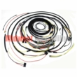 Complete Cloth Covered Wiring Harness Kit for 1955-1956 Willys Jeep CJ5 Models