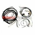 Complete Cloth Covered Wiring Harness Kit for 1957-1965 Willys Jeep CJ5 Models
