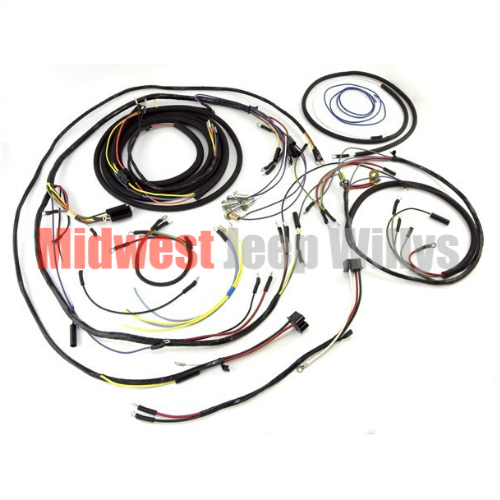 wiring-harness-kit-w-large-sdometer-jeep-cj3b-1957-64-7 Jeep Cj Complete Wiring Harness on cj wiring harness, honda s2000 wiring harness, jeep wiring harness diagram, pontiac fiero wiring harness, jeep 4.0 wiring harness, jeep patriot wiring harness, geo tracker wiring harness, geo metro wiring harness, jeep jk wiring harness, pontiac bonneville wiring harness, pontiac grand am wiring harness, jeep liberty wiring harness, datsun 510 wiring harness, jeep cherokee wiring harness, cadillac eldorado wiring harness, jeep grand wagoneer wiring harness, buick skylark wiring harness, jeep commander wiring harness, kia sportage wiring harness,