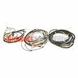 Wiring Harness Kit, with Turn Signal Wiring, Horn on Firewall, Fits 1945 - Early 1946 Willys Jeep CJ2A