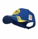 Club America Double Logo Hat - Navy