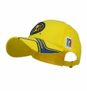Club America Double Logo Hat - Yellow