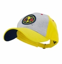 Club America Melange Cap - Yellow