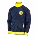 Club America Track Jacket - Navy