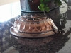 Rustic Copper Jello Mold with hang loop from Copper Proper