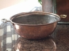 Deep Copper Pan with Handles - Copper Proper Kitchen Collection