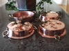 Large Copper Pan with handles - Copper Proper Kitchen Collection