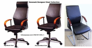 Denmark Designer Chair Collection