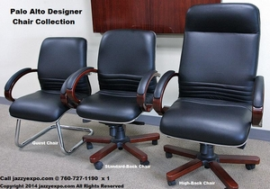 The Palo Alto Designer Chair Collection