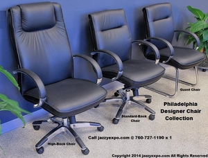 Philadelphia Designer Chair Collection