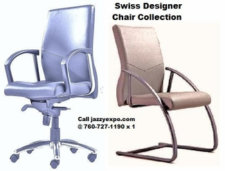Swiss Designer Chair Collection