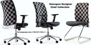 The Glassgow Designer Chair Collection