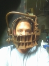 Amanda Reverse Bear Trap Jig Saw Movie Prop Replica