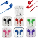 Earphone Stereo Headset For iPhone With Mic Remote