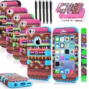 Tribal Aztec Hybrid Pattern Case For Apple iPhone 5 5s 5g Hard