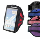 Superb Mesh Sport Gym Armband for Samsung Galaxy Note II 2 N7100