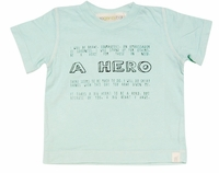 Go Gently Baby Boys Hero Tee