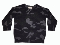 Hartford Camo Sweater