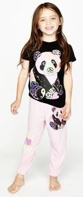 Lauren Moshi Girls Sweatpants