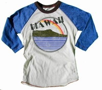 Rowdy Sprout Hawaii Tee-Will Ship By 8/30/14