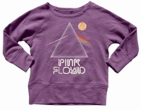 Rowdy Sprout Pink Floyd Sweatshirt-Will Ship By 8/30/14