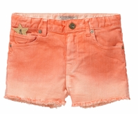 Scotch R'Belle Boyfriend Cutoff Dip Dye Shorts