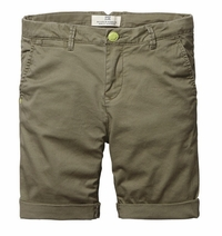 Scotch & Soda Shrunk Chino Shorts