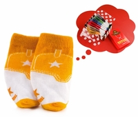 Trumpette Infant and Toddler Cowboy Socks