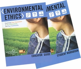 Environmental Ethics Teacher & Student Workbook Package