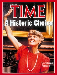 Geraldine Ferraro: Paving the Way
