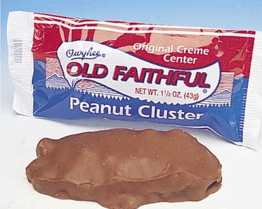 Old Faithful Bar - 18ct
