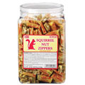 Squirrel Nut Zippers - 240ct Tub