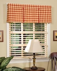 Abby Hill Box Pleat Valance