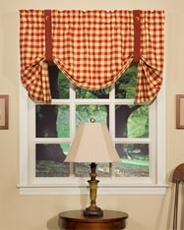 Abby Hill Tie Up Curtain