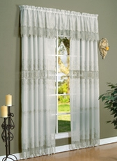 Annamaria Rod Pocket  Curtains