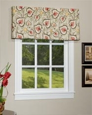 Arquette Tailored Insert Valance