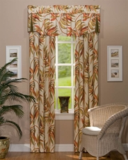 Bar Harbor Mayfair Valance