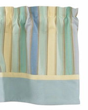 Boardwalk Border Valance