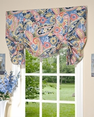 Breeze Tie Up Curtain