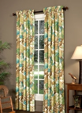 Brunswick Rod Pocket Curtains