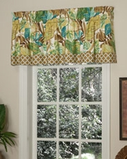 Brunswick Tailored Valance