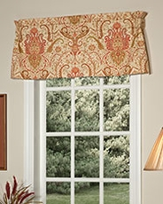Byzance Tailored Insert Valance
