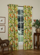 Catalina Rod Pocket Curtains