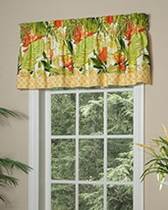 Catalina Tailored Valance