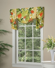 Catalina Tie Up Curtain