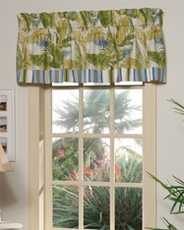 Cayman Tailored Valance